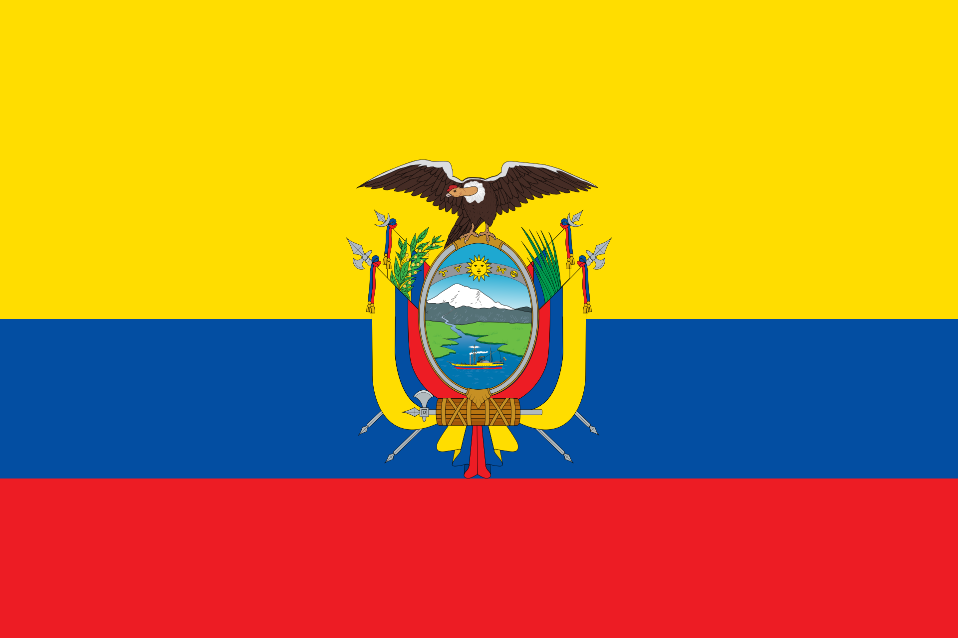 Distribuidor exclusivo para Ecuador